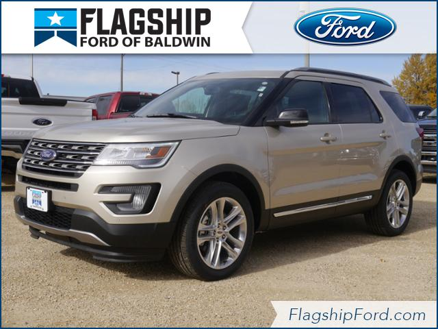 Fresh 2017 ford Explorer Xlt Sport