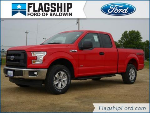 New 2017 Ford F-150 XL 4WD