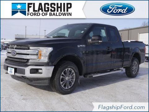 New 2018 Ford F-150 Lariat 4WD